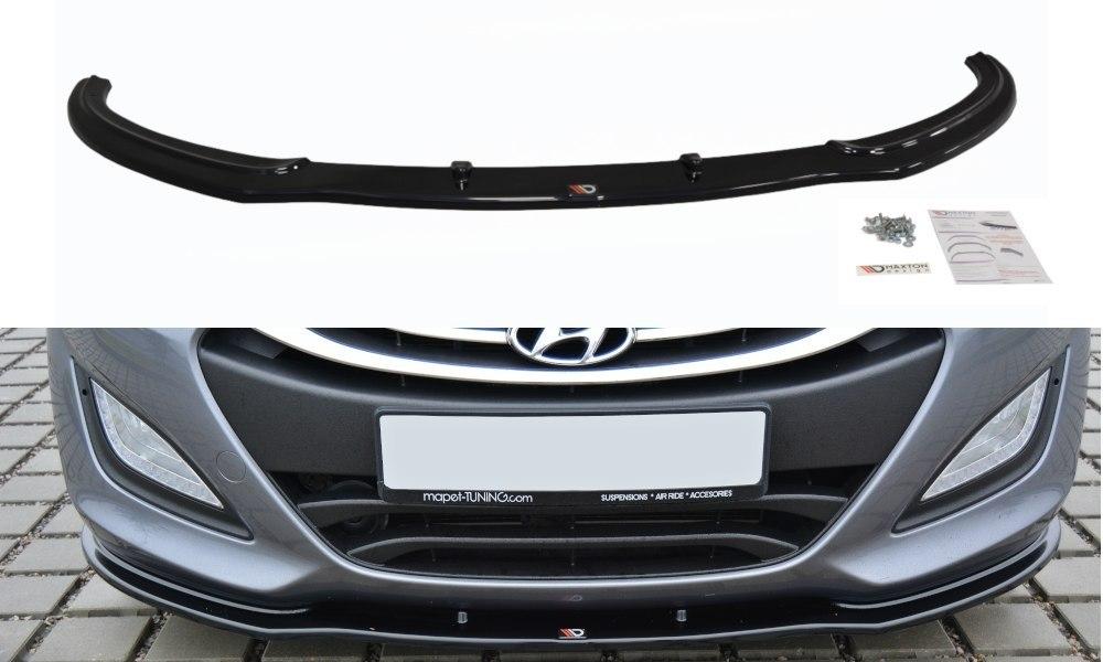Splitter Przedni Hyundai i30 mk.2 - GRUBYGARAGE - Sklep Tuningowy
